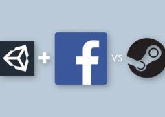 facebook concurrent steam unity