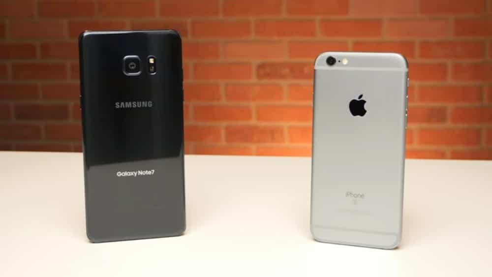 galaxy-note-7-vs-iphone-6s-speed-test