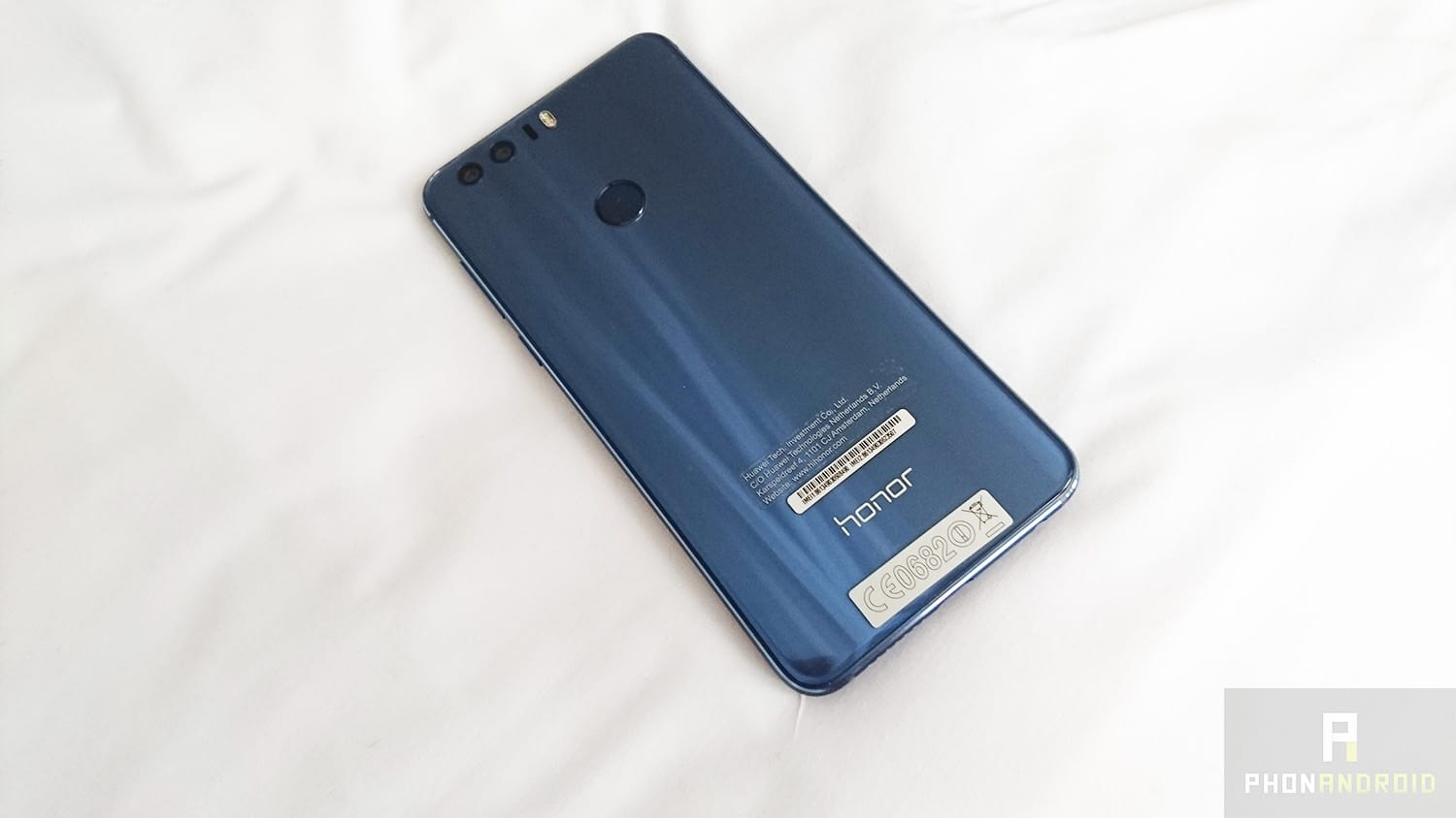 honor 8 design