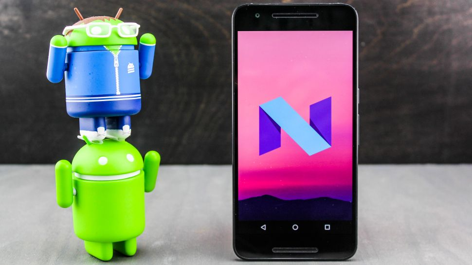 installer android nougat
