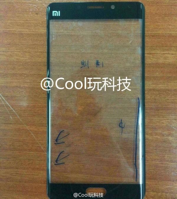 mi-note-2-ecran-plaque