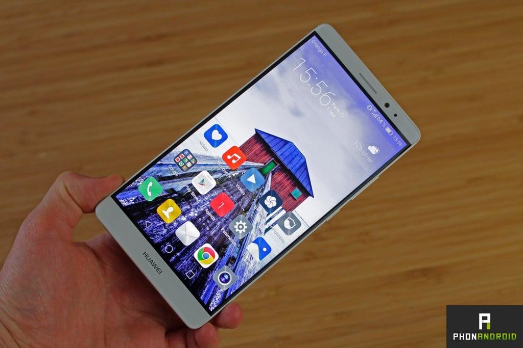 Huawei Mate 9 : de nouvelles photos confirment, il est sublime !
