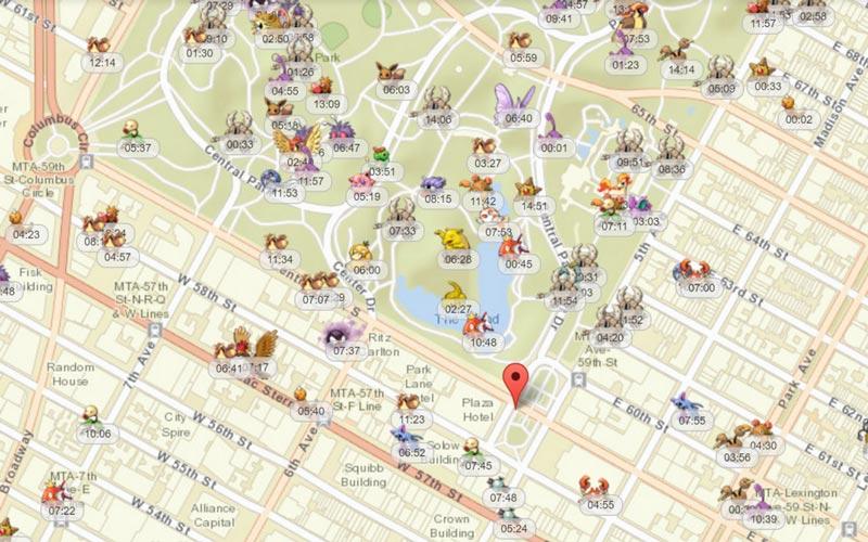Pokémon Go : Pokévision et tous les services de tracking forcés à fermer par Niantic