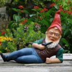sarkozy nain jardin