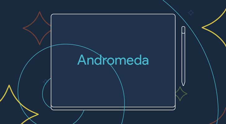 android-andromeda
