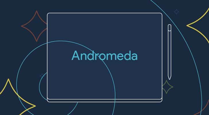 google abandon andromeda