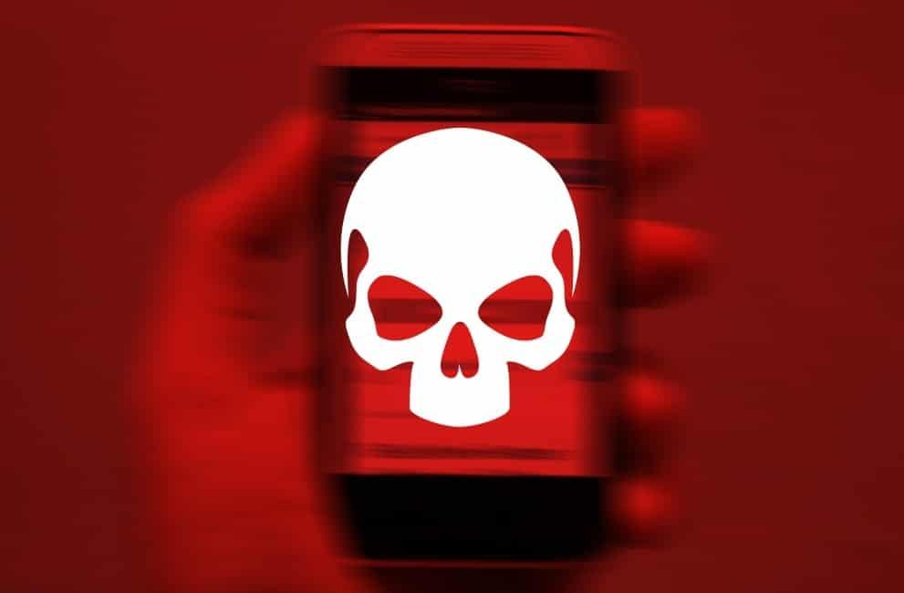 android malware calljam