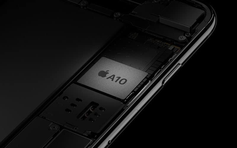 A10 Fusion Apple
