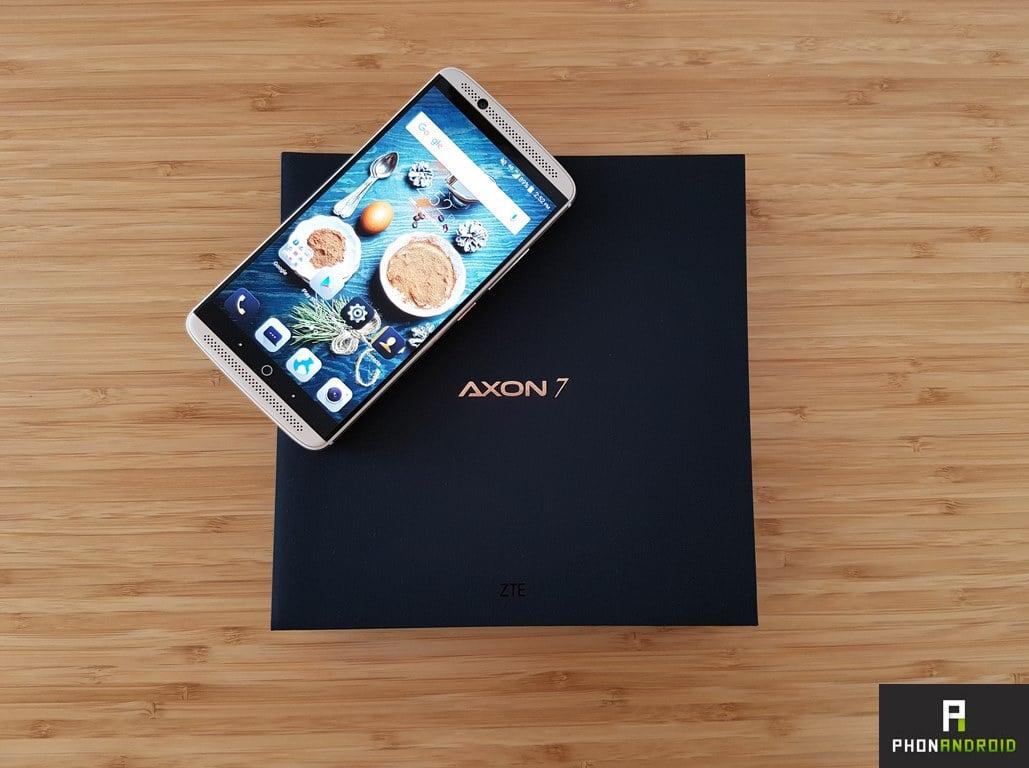 axon 7 boite