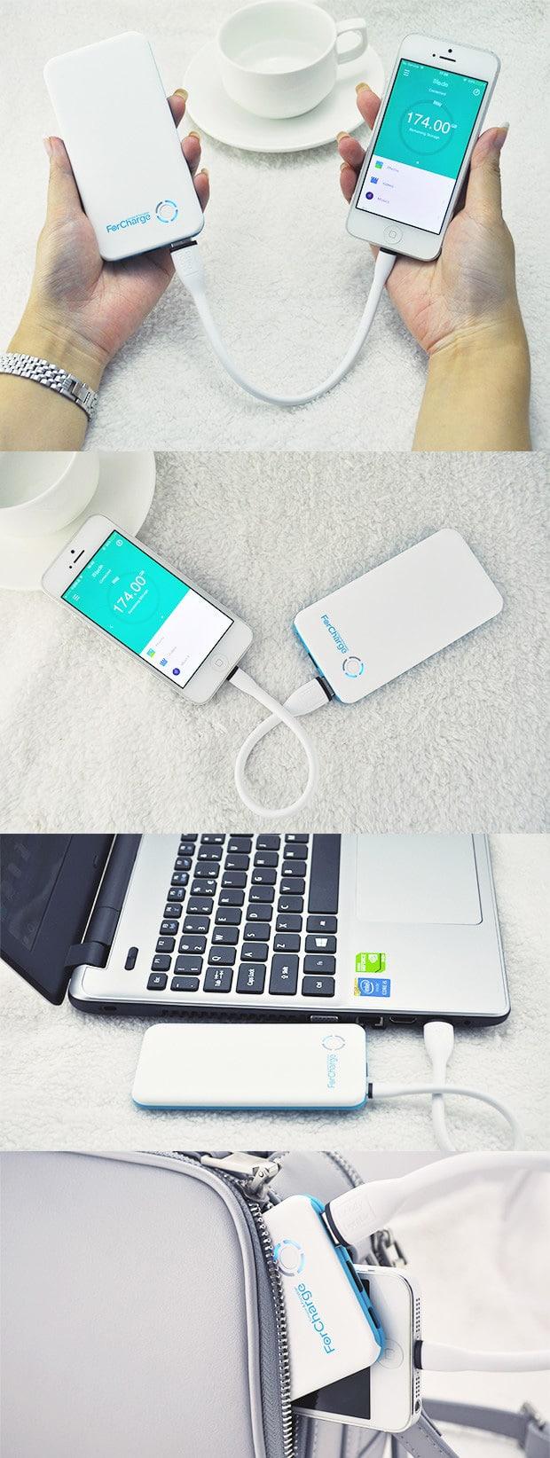 batterie externe smartphone blade