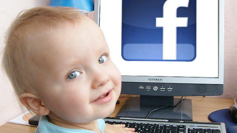 enfant facebook
