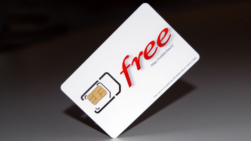 free mobile offre