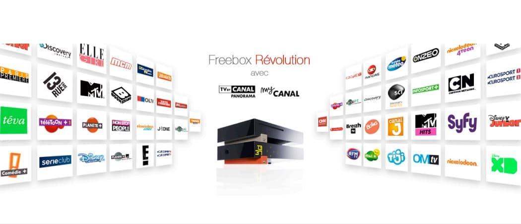 freebox canalsat