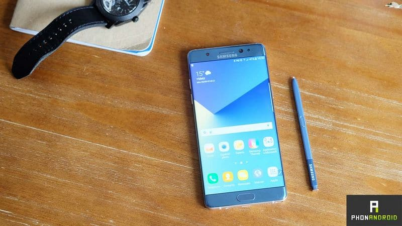 galaxy note 7 chine
