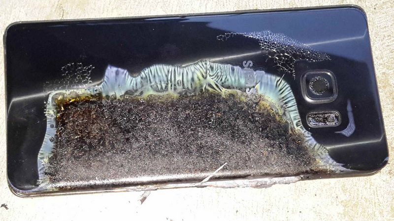 galaxy note 7 excuses