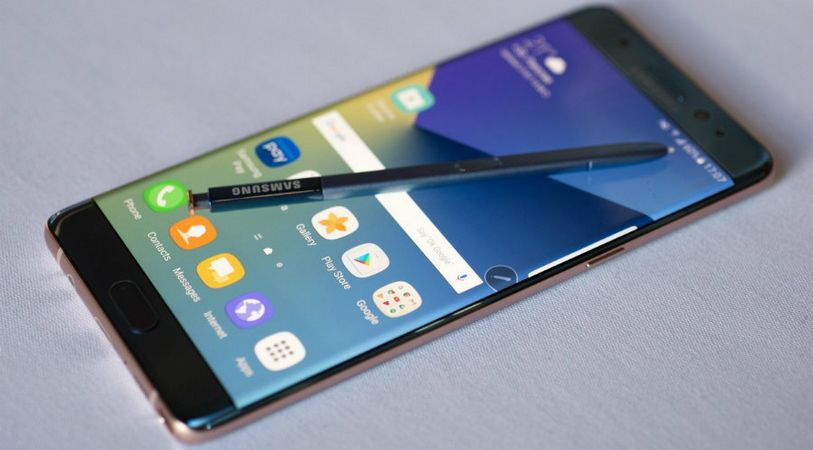 galaxy note 7 valeur samsung