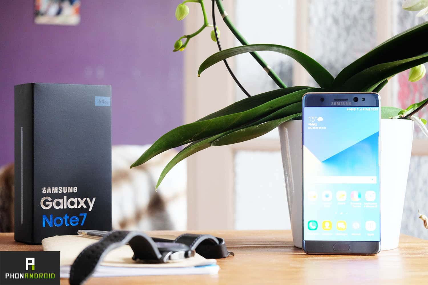 galaxy note 7 70 pourcent explosent
