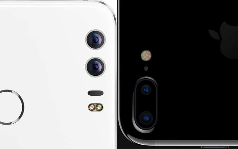 honor-8-vs-iphone-7-plus