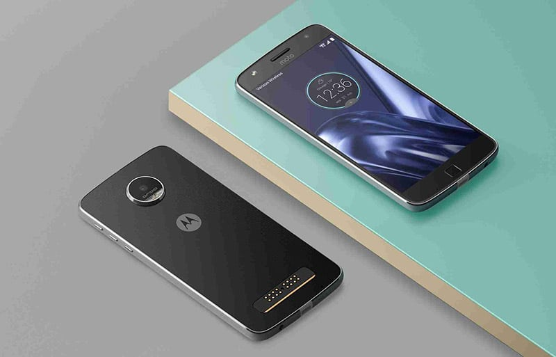 lenovo moto z play officiel