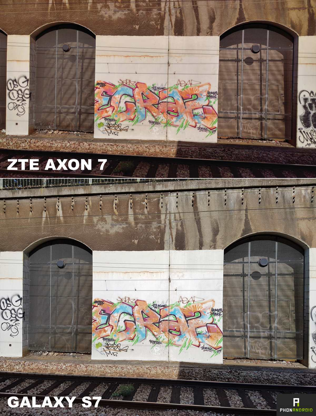photos zte axon 7