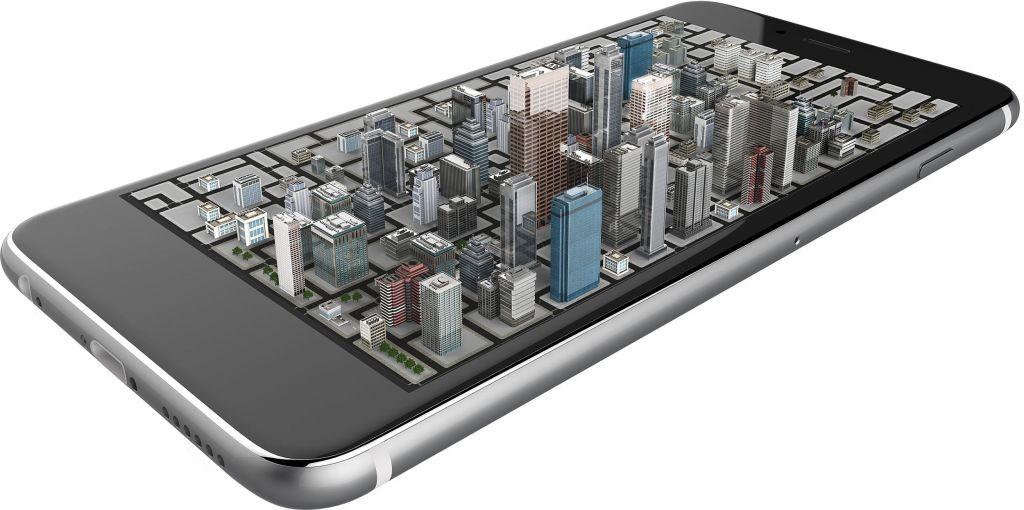 sfr smartphone holographique