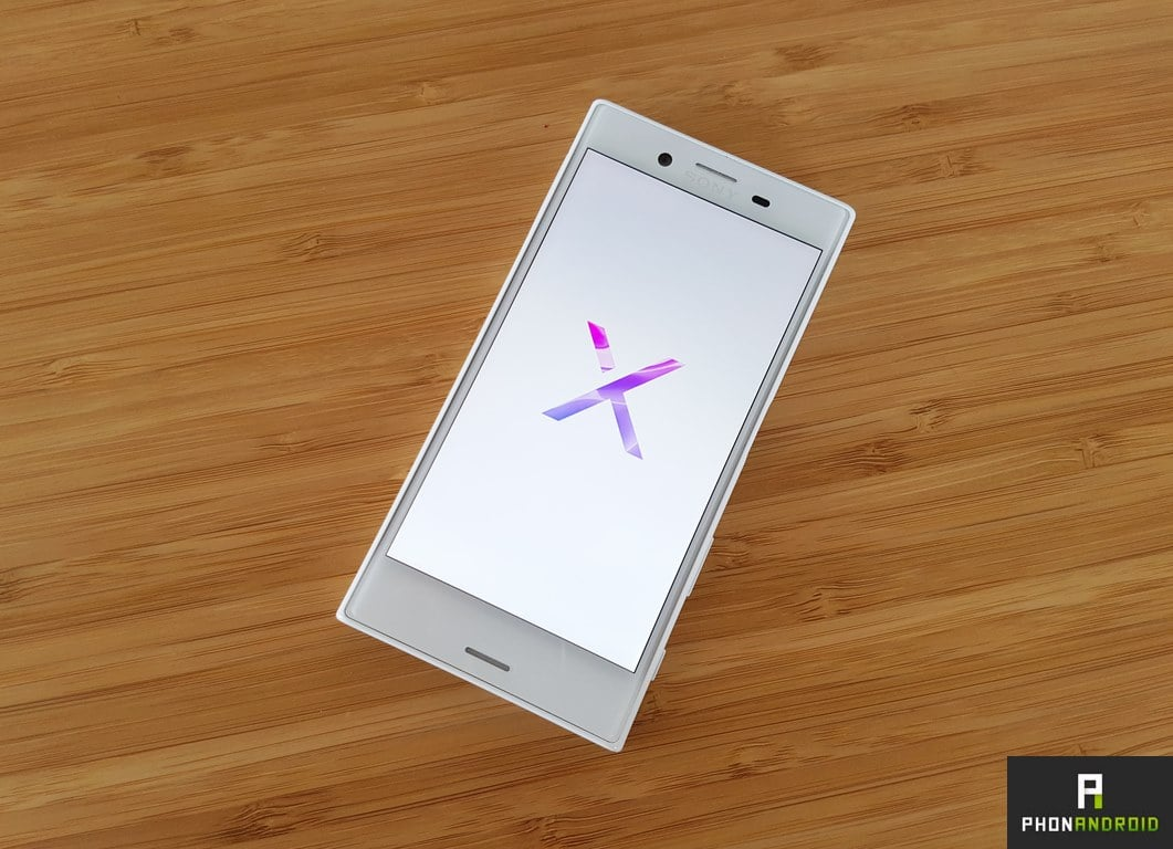 sony xperia x compact logo