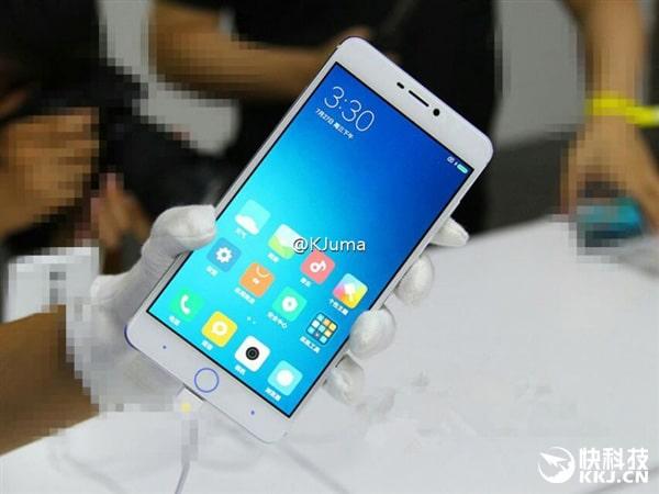 Xiaomi Mi5s : date de sortie et photo du design en céramique