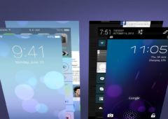 android personnalisation ios