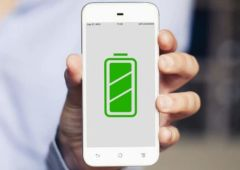 batterie recharge seule