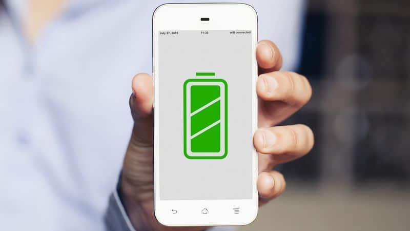 autonomie batterie smartphone