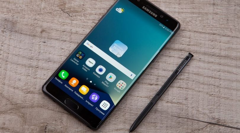galaxy note 7 explications