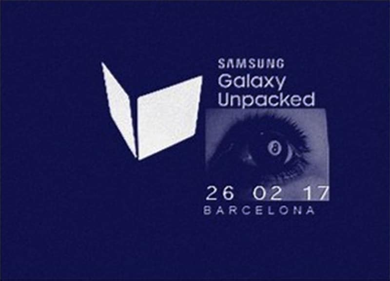 galaxy s8 annonce