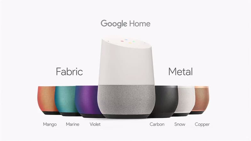 google-home-coloris