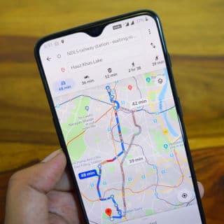 google maps trucs astuces