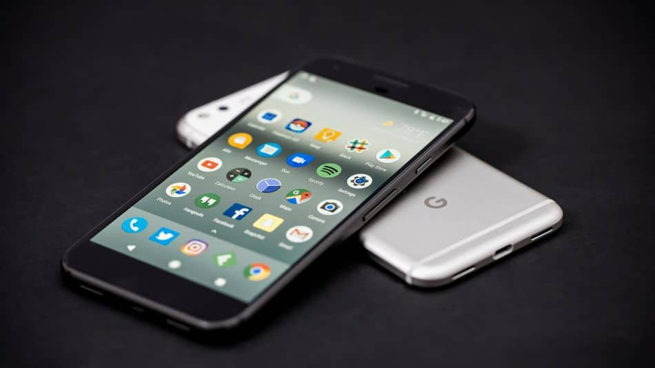 google pixel android
