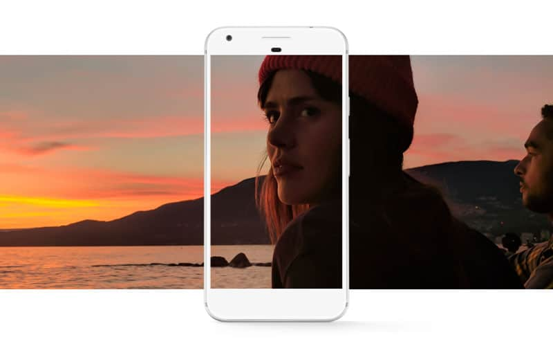 google-pixel-application-photo