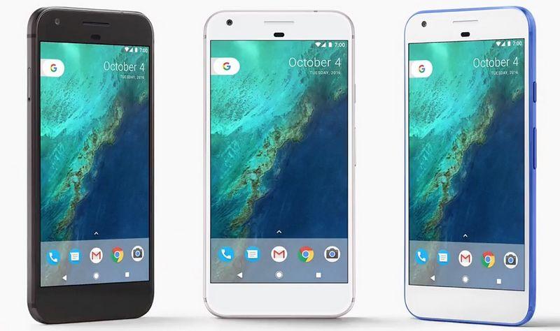 google pixel ventes
