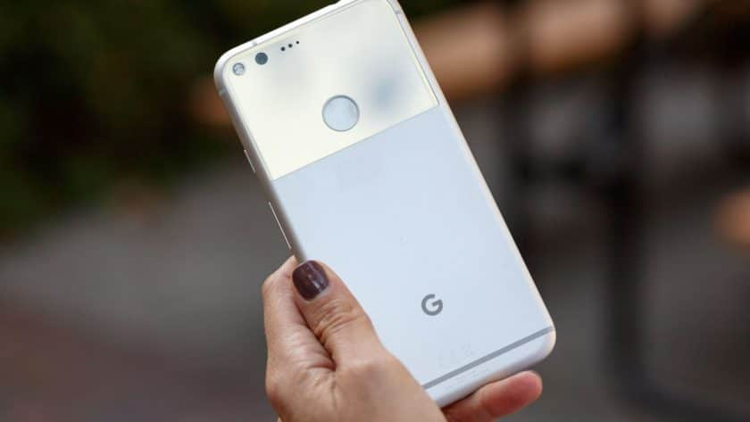 google pixel video 4k