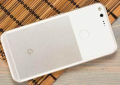 google pixel xl autonomie