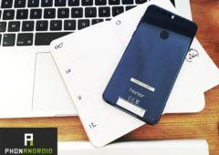 honor 8 vs iphone7 design
