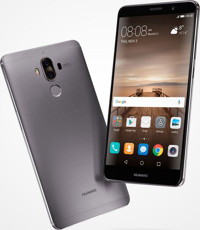 how to run stock android on huawei mate 9