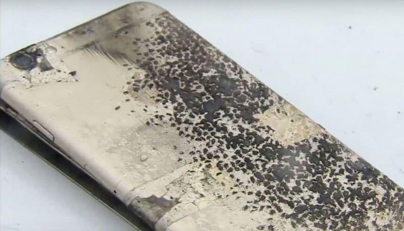 iphone 6 plus explose