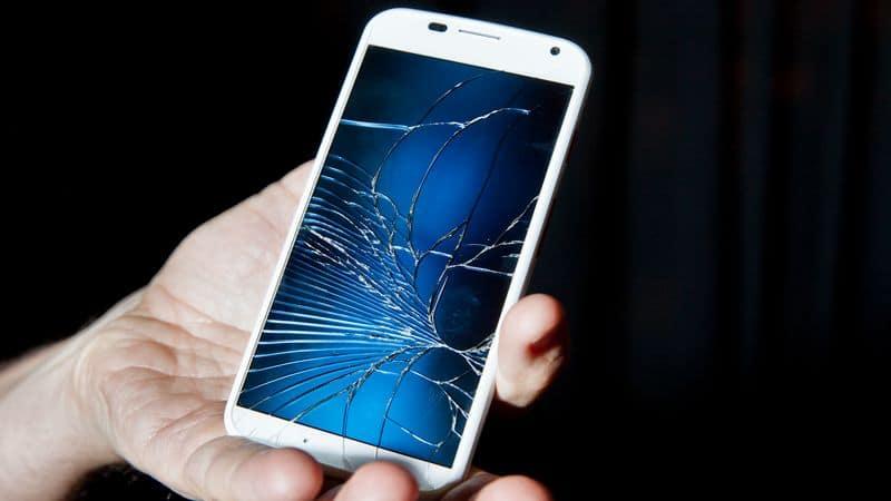 smartphone garantie