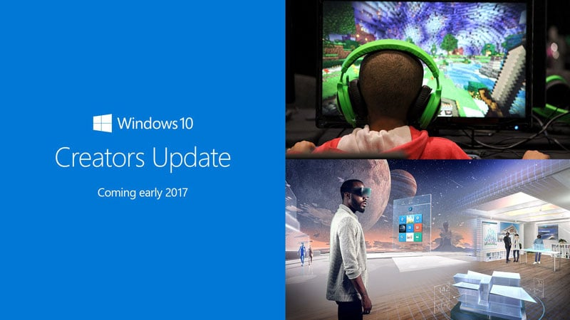 Windows 10 Creators Update est disponible : comment télécharger et installer