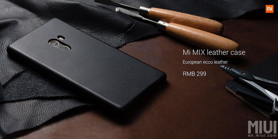 xiaomi mi mix coque