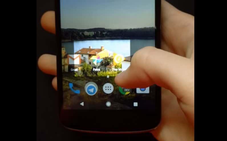 android capture ecran