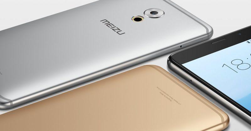 Meizu Pro 6 Plus smartphone android