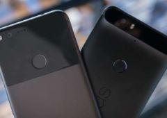 google pixel nexus 6p