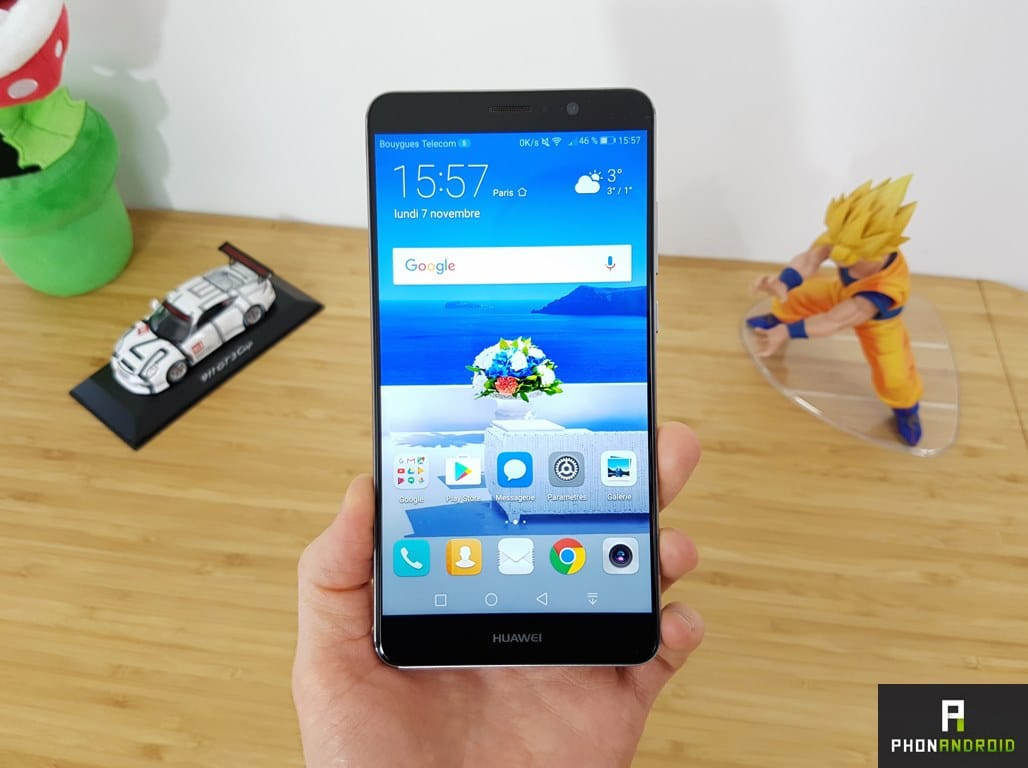 huawei mate 9 hands on
