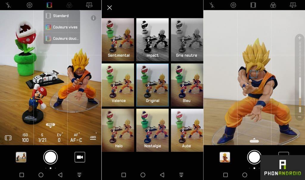 huawei mate 9 photo app